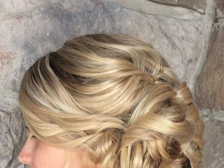 Tmx 1476762350658 Sidesweptbraidsideview Elkton, MD wedding beauty