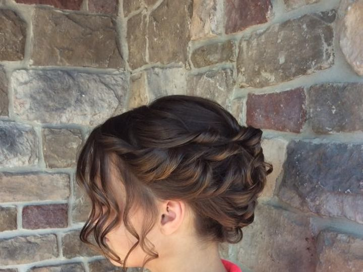 Tmx 1476762399216 Updosideview Elkton, MD wedding beauty