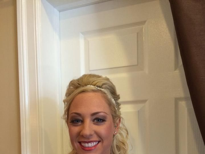 Tmx 1477535975029 Bridal Hair  Mu Elkton, MD wedding beauty