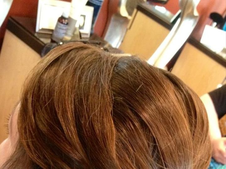 Tmx 1477536124960 Updo Side View W Clip Elkton, MD wedding beauty