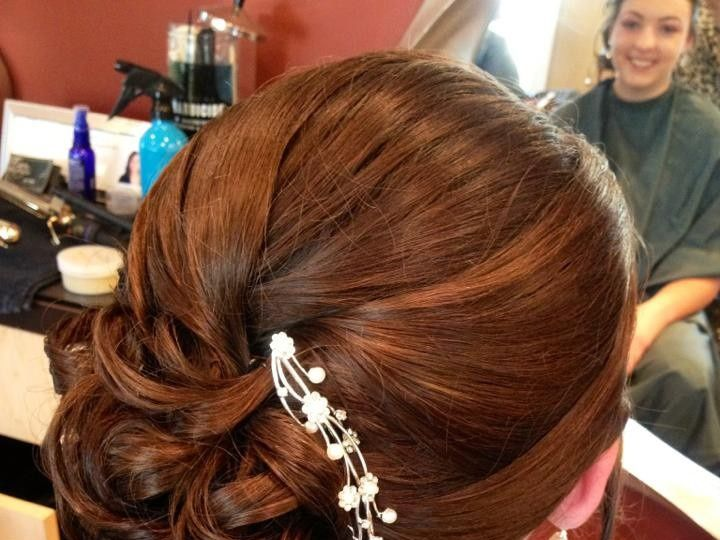 Tmx 1477536148204 Updo W Clip Elkton, MD wedding beauty