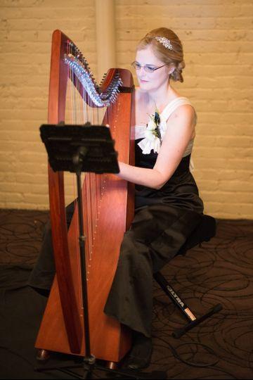 stockdell harpist