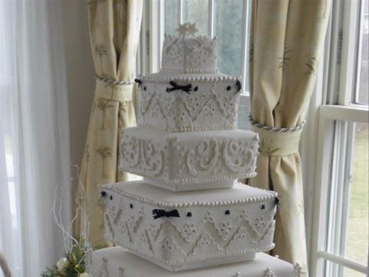 Tmx 1396642817019 Testimonialolne Reisterstown wedding cake