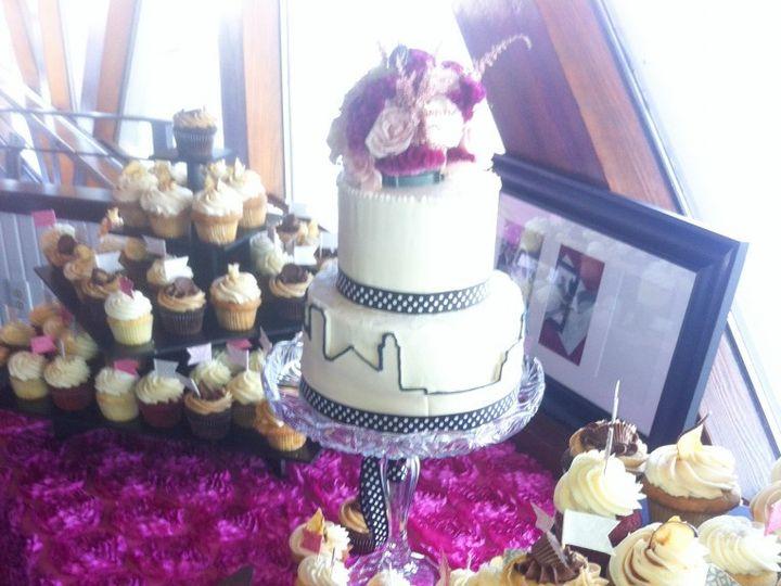 Tmx 1396643549244 Img0954 764x102 Reisterstown wedding cake