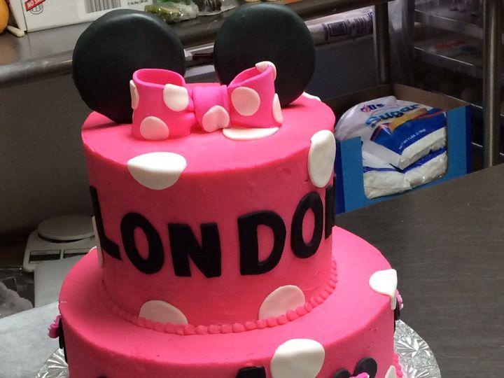 Tmx 1400689839231 Minni Reisterstown wedding cake