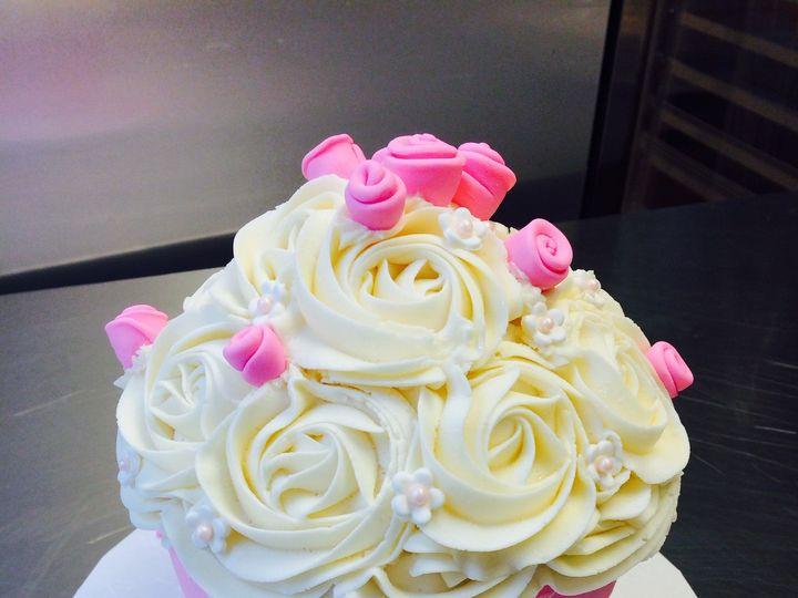Tmx 1415120853990 Bigcc Reisterstown wedding cake