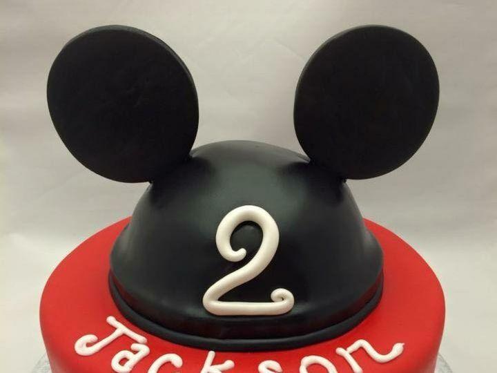 Tmx 1479240961105 Special Cake 2 Reisterstown wedding cake