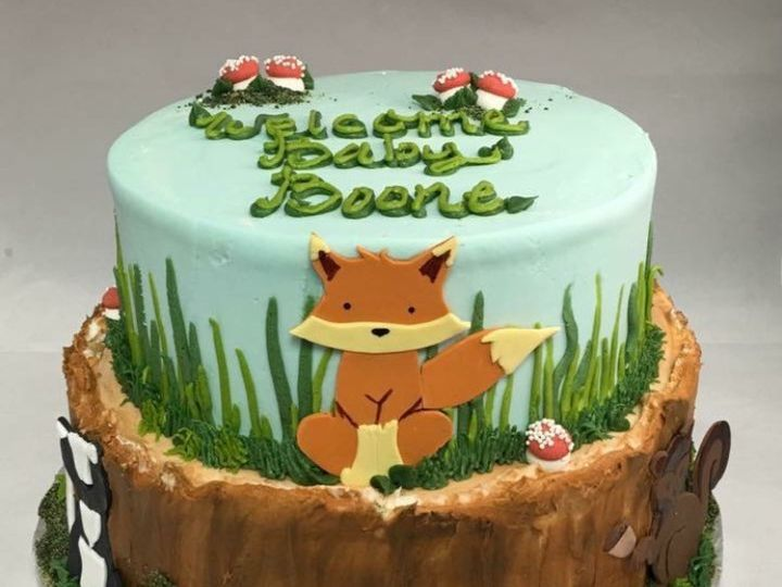 Tmx 1479241063343 Special Cake 5 Reisterstown wedding cake