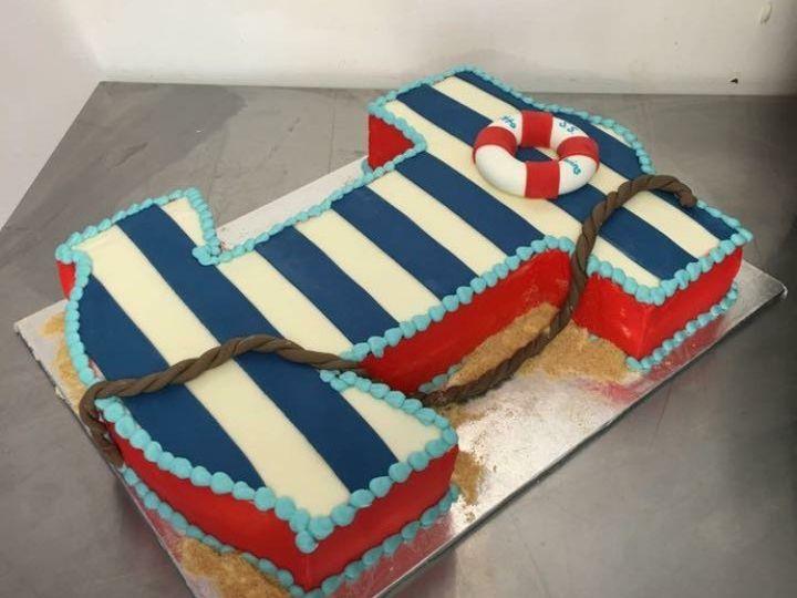 Tmx 1479241148755 Special Cake 7 Reisterstown wedding cake