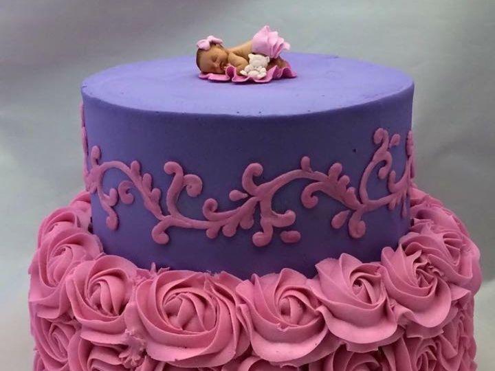 Tmx 1479241180597 Special Cake 8 Reisterstown wedding cake