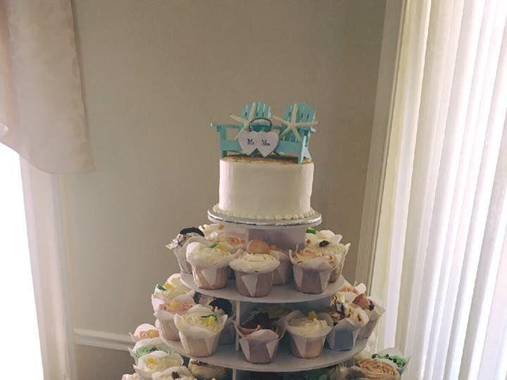 Tmx 1531860483 648fd975987222e1 1531860482 1d5eb9e754127beb 1531860482608 9 Sail Boat Themed W Reisterstown wedding cake