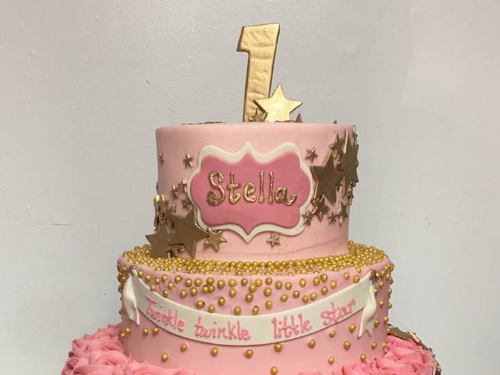 Tmx 1531937740 D92a875961d44c6c 1531937739 105de0aa306e3681 1531937737427 9 Twinkle Pink Reisterstown wedding cake
