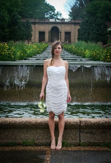 Photoshoot in Meridian Hill Park, Washington DC