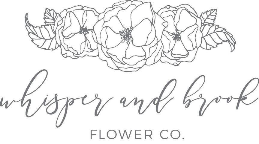 Whisper and Brook Flower Co