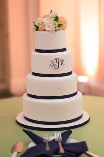 sarah hailey wedding cake 1