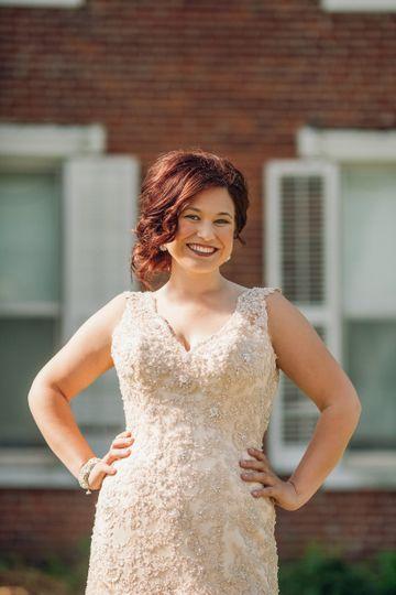 Davenport wedding dress