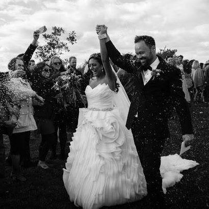 Tmx 1416013825028 Hopes Blackandwhite Davenport wedding dress