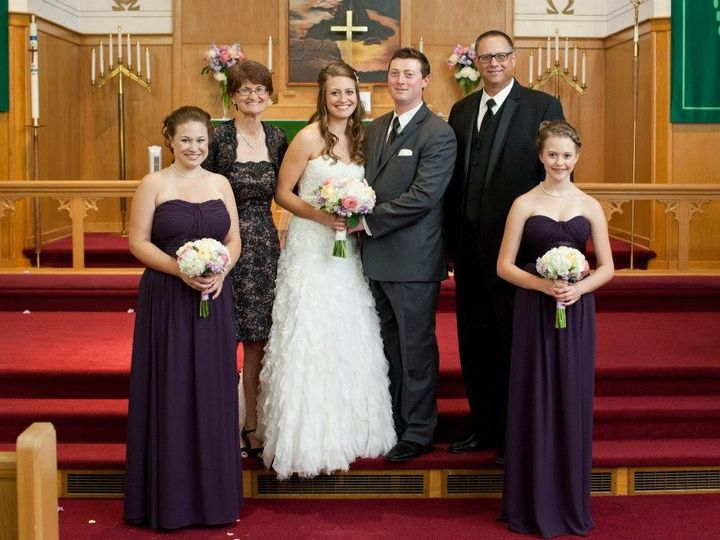 Tmx 1416013888952 Jj Wedding Davenport, IA wedding dress