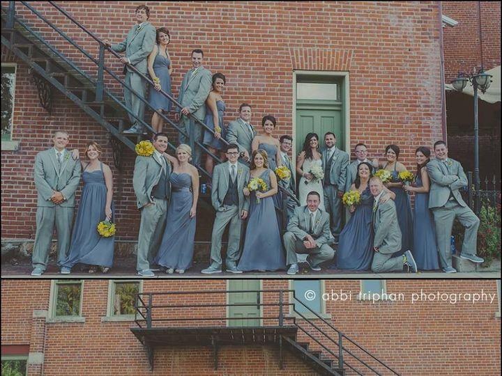 Tmx 1416014542607 Rachel 2 Davenport wedding dress