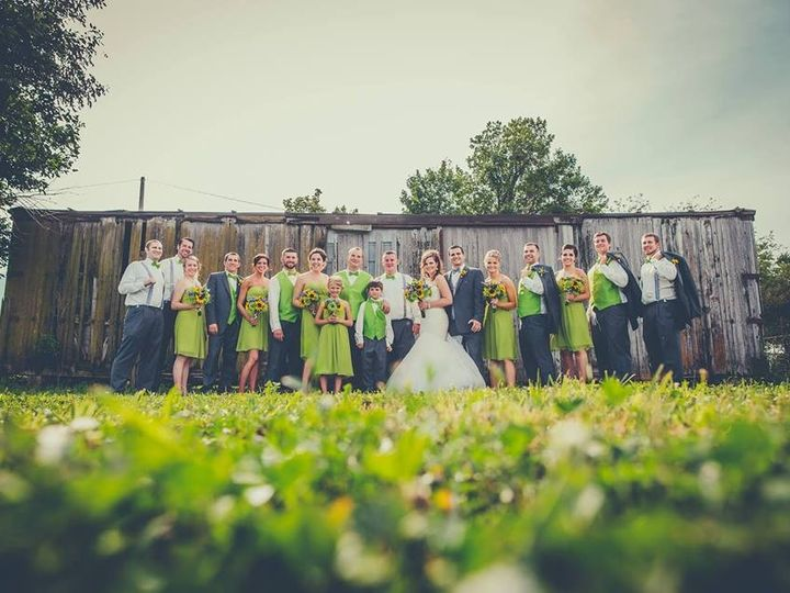 Tmx 1441402126816 Sz Real Wedding 4 Davenport wedding dress