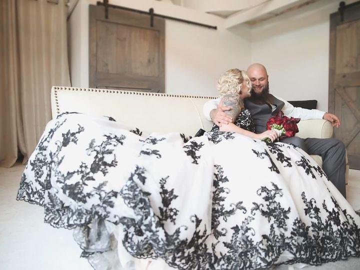 Tmx 1531264880 C5c9ba0987a3d199 1531264879 Ad549877912fd3bc 1531264879736 6 Alternative Newlyw Davenport wedding dress