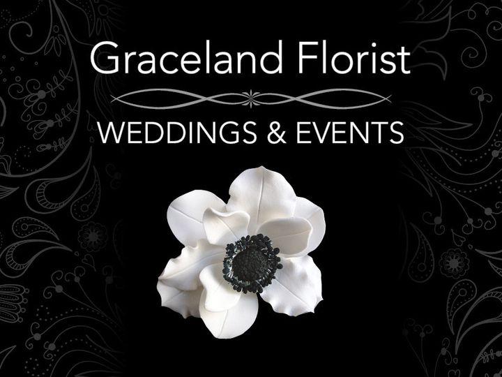 Tmx 1469453695796 Gracelandweddingbusinesscardrgbfront Mount Vernon wedding florist
