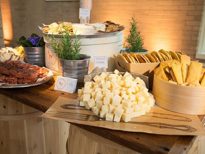 Tmx 1464965885545 Cheese Compressed Glenside wedding catering