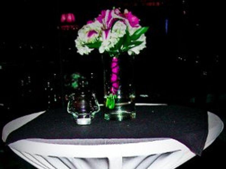 Tmx 1267664503720 Lauracocktailtable Rowlett wedding florist