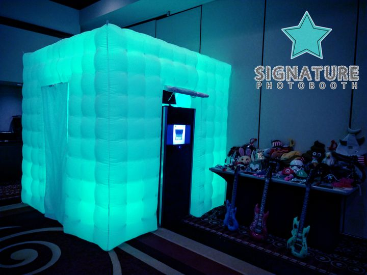 Inflatable Photo Booth - LED