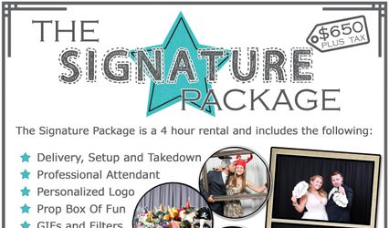 Signature Photo Booth 1