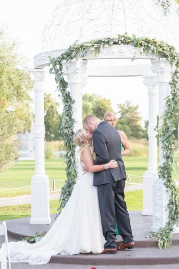 Orange tree scottsdale wedding