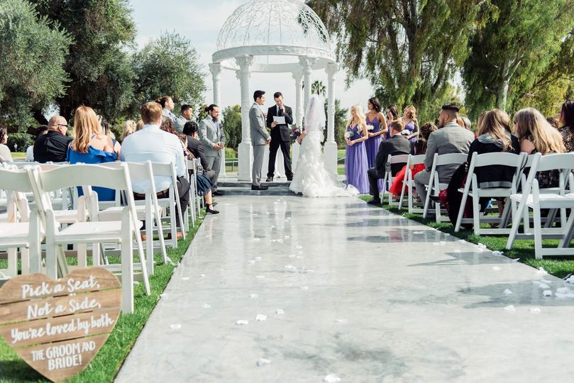 Orange Tree Golf Wedding