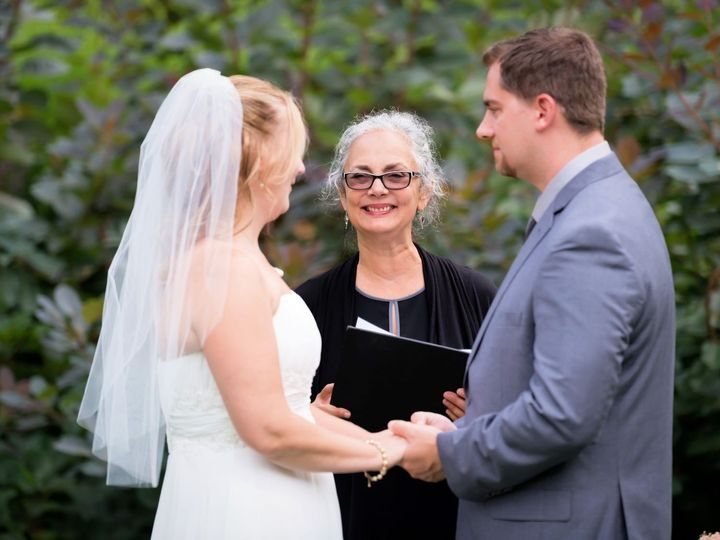 Tmx 1421441409222 Happy With Chrissy  Mike  Saylorsburg, PA wedding officiant
