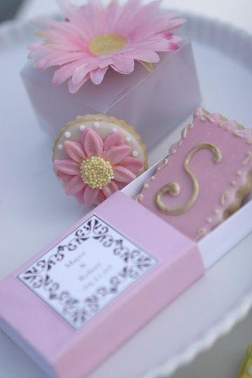 Beautifully Boxed Favors
