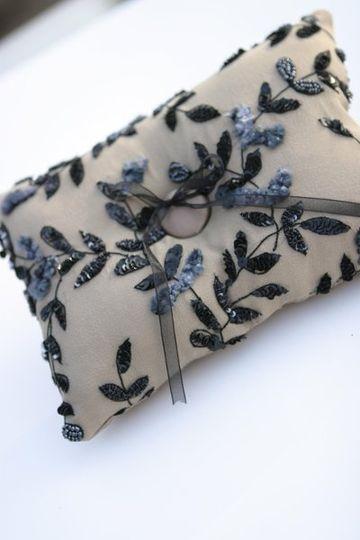 Custom Designed Ring Pillows