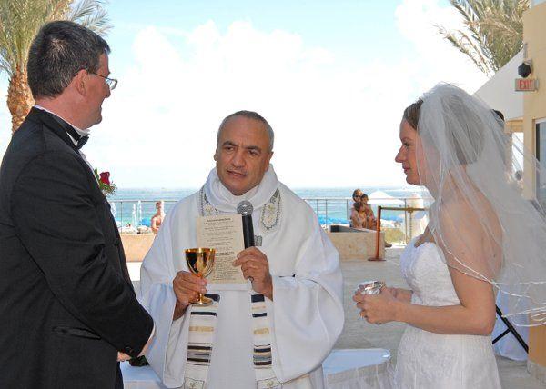 Tmx 1203020074721 Wineblessing%40Sophie%26Harveywedding Miami, Florida wedding officiant