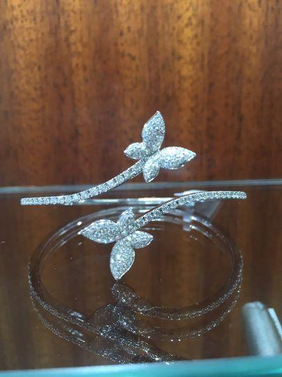 Diamond butterflies - House of Diamonds