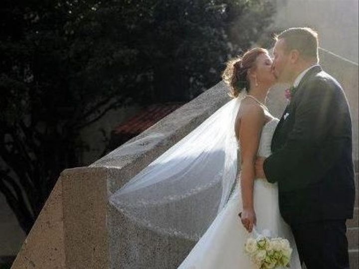 Tmx 1344796946480 Kimholdridgeveil1 Dallas, TX wedding dress