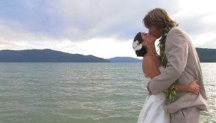 This was a wedding we shot in Sandpoint, Idaho