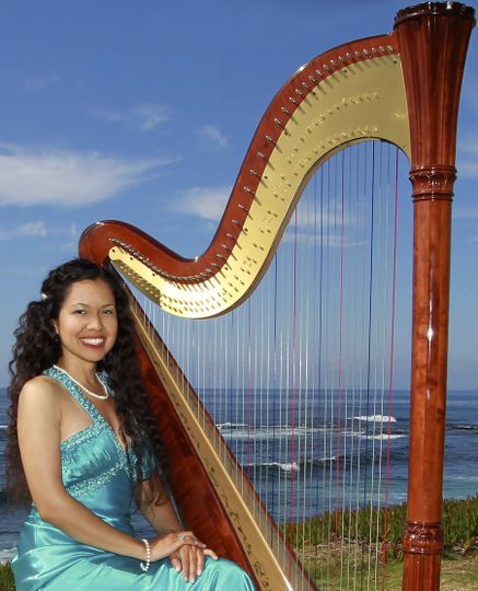 harp enchants logo