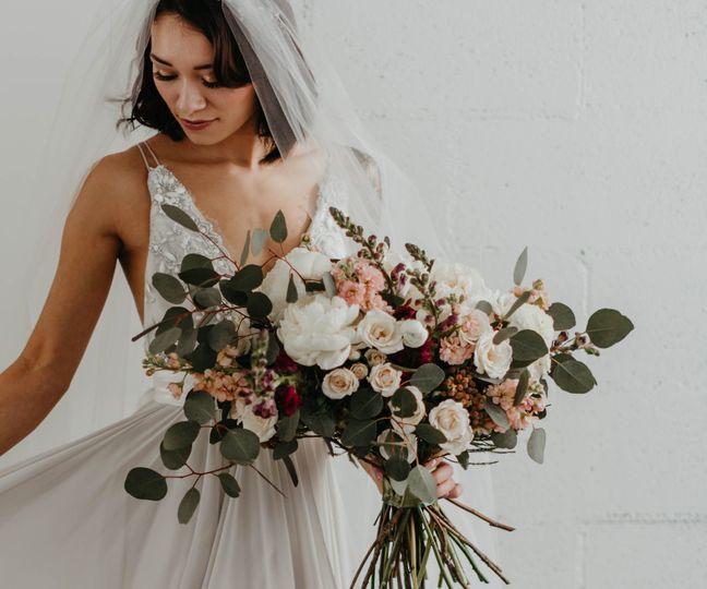 Lily's bouquet