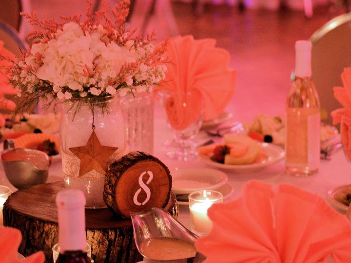 Tmx 1510177459066 Table Numbers Genetti Wilkes Barre, Pennsylvania wedding venue