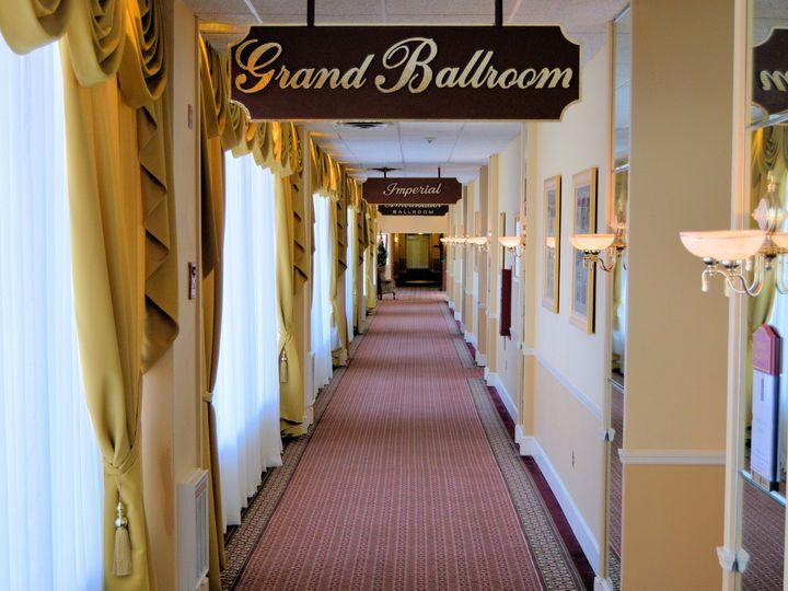 Tmx 1510333291758 Banquet Hallway1 Wilkes Barre, Pennsylvania wedding venue