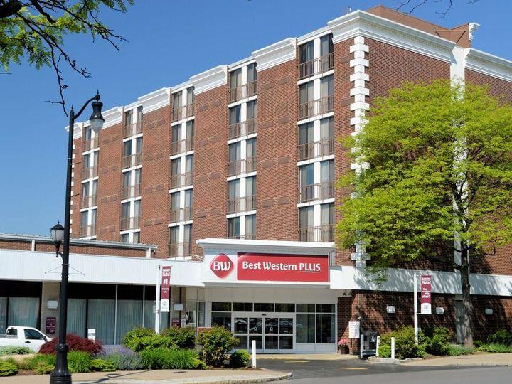 Tmx 1510333360236 Genetti Hotel Wilkes Barre, Pennsylvania wedding venue