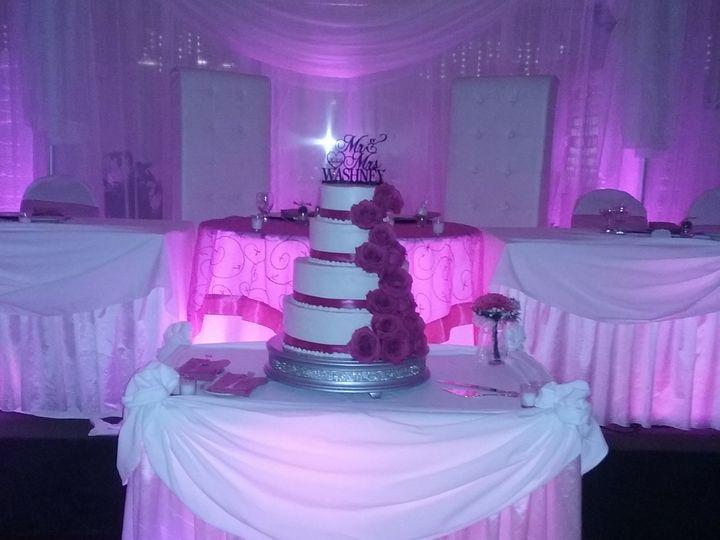 Tmx 1518276950 845e8cbe8d755286 1518276949 Bbaa364e4c65b5b0 1518277119767 17 Pink Headtable We Wilkes Barre, Pennsylvania wedding venue