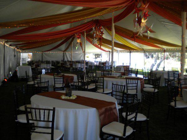 Canopy Wedding