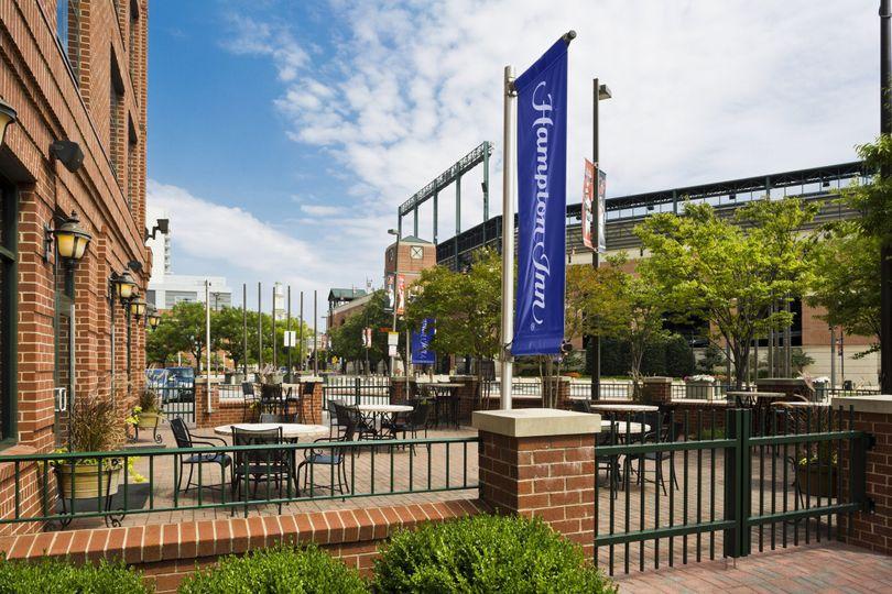 casino near baltimore convention center