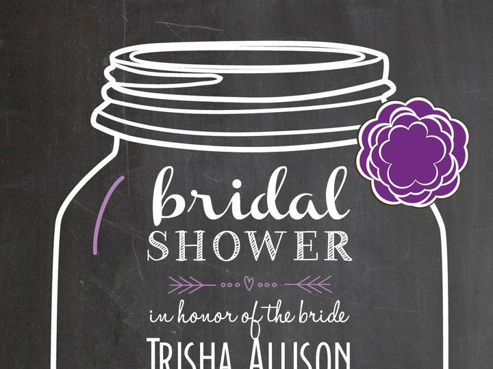 Tmx 1447259851036 Trish Bridal Shower Invites Marietta wedding invitation