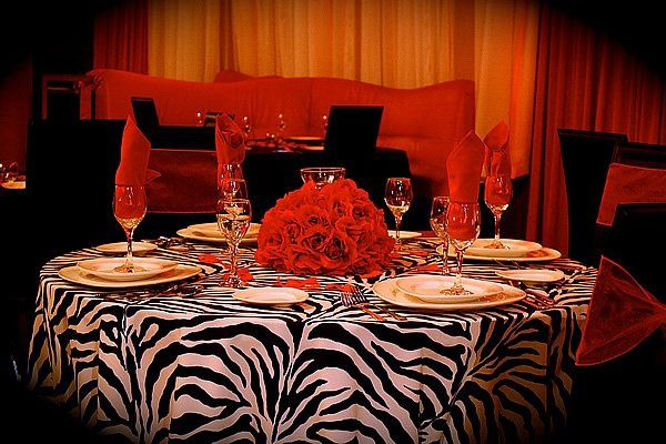Casa Di Copa set for a wedding reception. Designed for the style and personality of our Bride and...