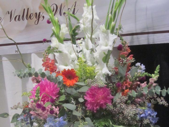Tmx 1404865964552 Wedding Flowers 598 Spokane wedding florist